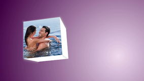 Couples enjoying their time together Royalty Free Stock Photography