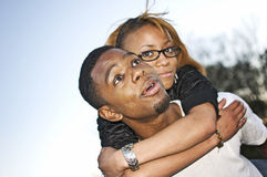Couples ensemble photo libre de droits