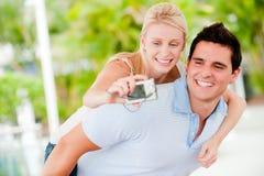 Couples ensemble Images libres de droits