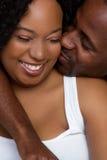 Couples espiègles Images stock