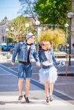 Couples exceptionnels Photo libre de droits