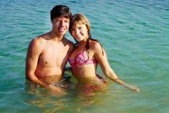 Couples frais Images libres de droits