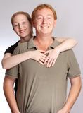 Couples gais Image stock