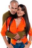 Couples gentils Photographie stock libre de droits