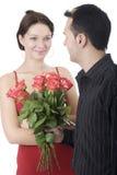 Couples heureux 1 photographie stock
