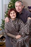 Couples heureux Image stock