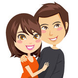 Couples heureux