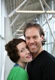 Couples heureux #1 photos stock