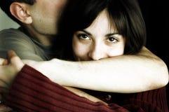 Couples heureux Photo stock