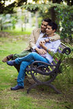 Couples homosexuels Photographie stock