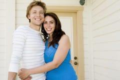 Couples House Stock Photo