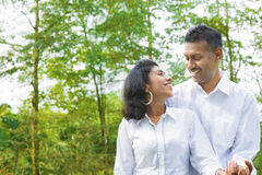 Couples indiens Image stock