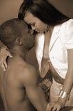 Couples intimes image libre de droits