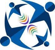 Couples logo Stock Photos