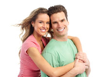 Couples in love Stock Photos