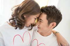Couples in love Royalty Free Stock Photo