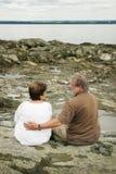 Couples mûrs photographie stock libre de droits