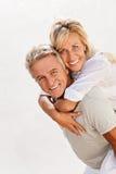 Couples mûrs heureux photographie stock