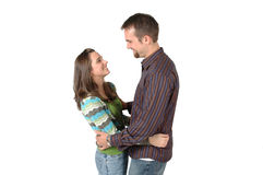 Couples Make up Stock Photography