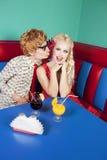 Couples Nerdy Images libres de droits