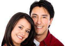 Couples occasionnels des frères Images stock