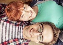 Couples parfaits Photo libre de droits