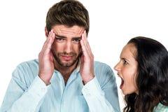 Couples perturbés ayant l'argument images libres de droits