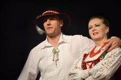 Couples polonais photos libres de droits