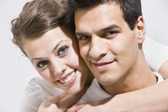 couples proches vers le haut Photo libre de droits