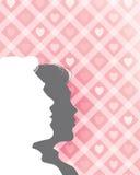 Couples recherchant Image stock