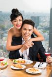 Couples riches Photographie stock libre de droits