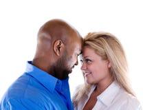 Couples romantiques Photos stock