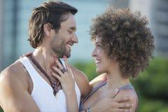 Couples romantiques Image stock