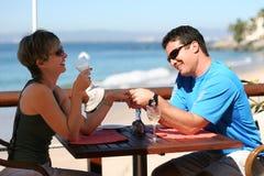 Couples romantiques Photo stock