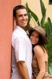Couples romantiques II Photo libre de droits