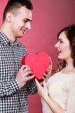 Couples romantiques le jour de valentines Concept d'amour Photo stock