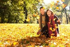 Couples sains Photos stock