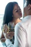 Couples sensuels Image stock