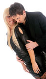 Couples sexy photographie stock