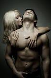 Couples sexy Images libres de droits