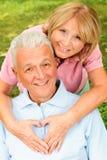 Couples supérieurs Images stock