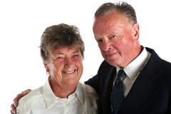 Couples supérieurs Image stock