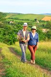 Couples supérieurs photo stock