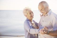 Couples supérieurs images libres de droits