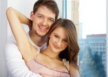 Couples tendres photos stock
