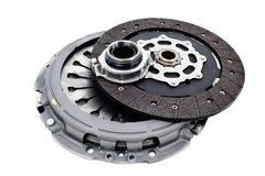 Coupling - Vehicle Clutch Royalty Free Stock Photos