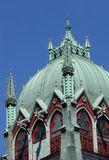 Coupole d'église Trinity Images libres de droits