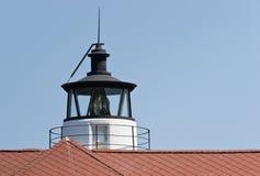 Coupole de phare de point de crique Photo libre de droits