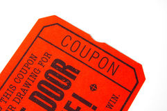 Coupon Royalty Free Stock Images