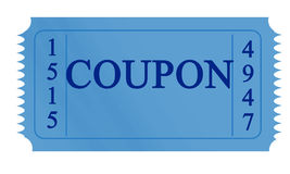 Coupon Stock Photography